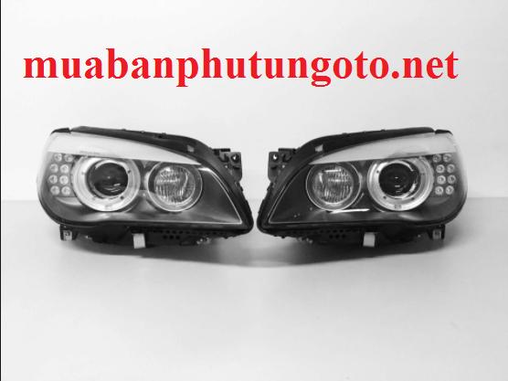 63117228427 đèn pha bmw 750li f03 hybrid 7