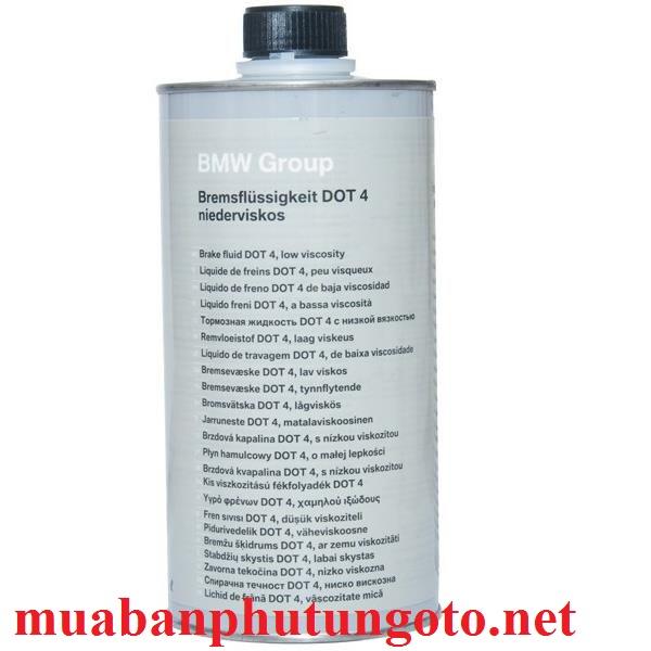 83132184843 dầu phanh DOT4 bmw