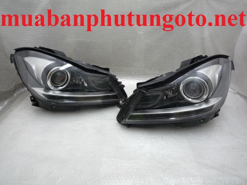 A2048203539 Đèn pha Mercedes C280 2011