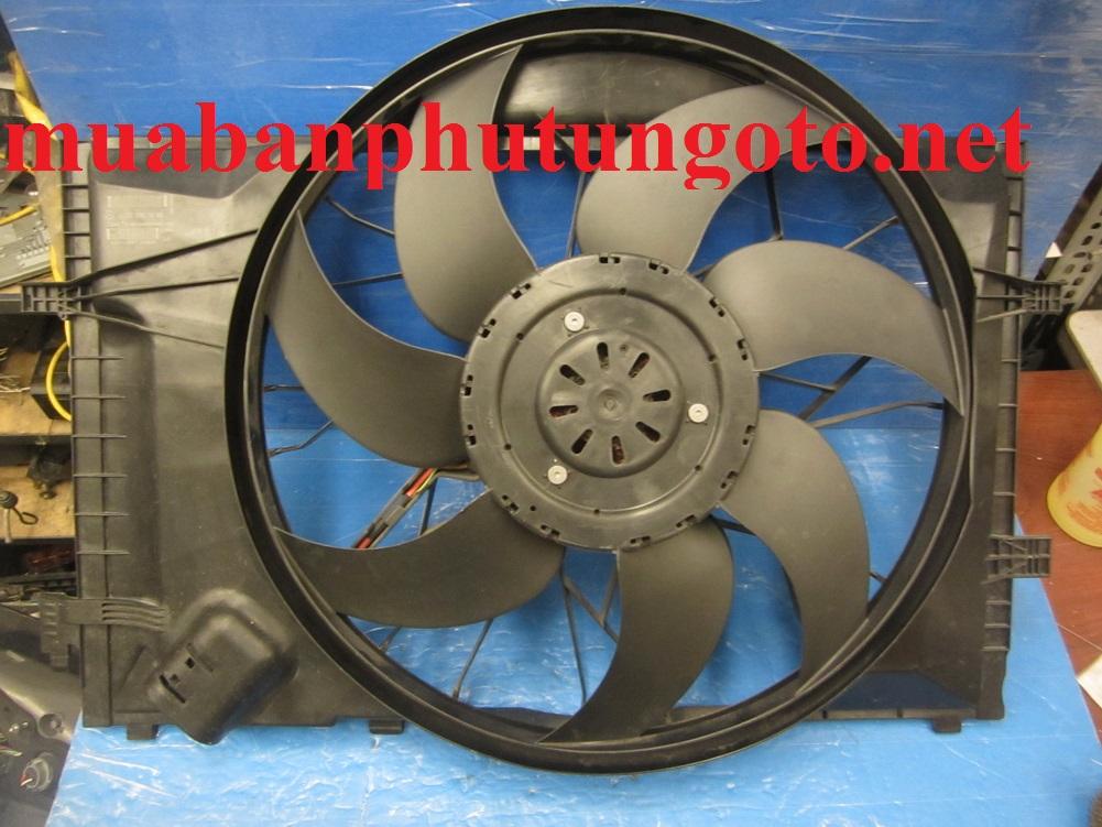 A2035001693 quạt làm mát két nước c200
