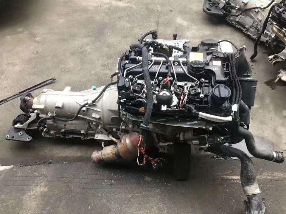 động cơ tháo xe  F18N20 、E70N55 、221 S600 275