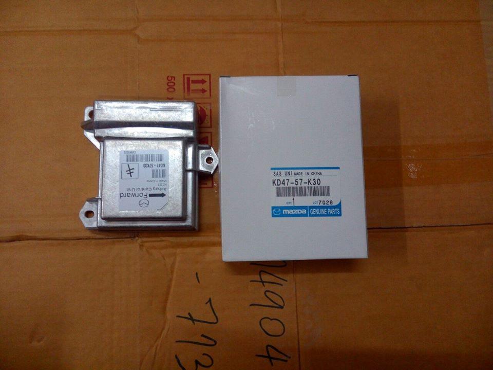 hộp điều khiển túi khí mazda cx5, KD47-57-K30